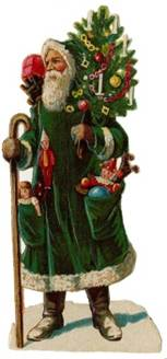 Pictures Of Father Christmas In England