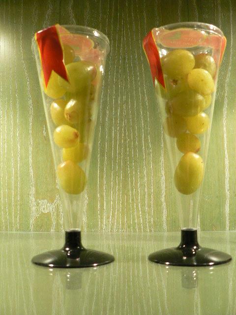 Las 12 uvas cjaronu s blog - Como deshacerse de la mala suerte ...