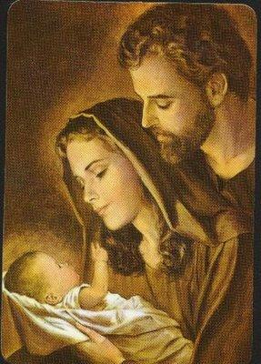 Domingo de la Sagrada Familia: Jesús, María y José (Ciclo A)