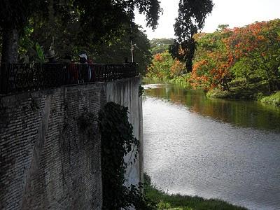 Río Sagua visto desde el parque del Pelón