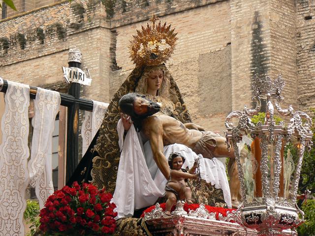Semana Santa en Estados Unidos la Semana Santa en Sevilla es