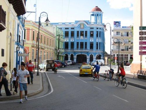 Ville historique de Camaguey (Cuba)