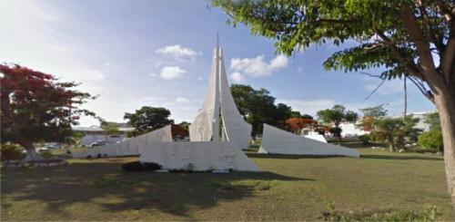 Monumento a la Historia de México (La Licuadora).