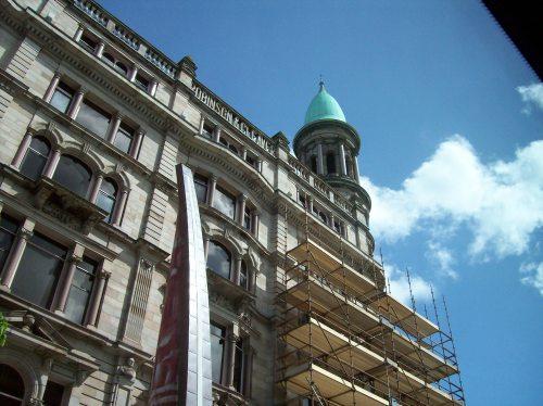 Foto: Elsa M. Rodríguez Edificio de Belfast