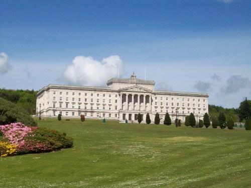 Foto: Elsa M. Rodríguez- Parlamento de Belfast-