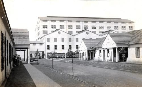 Los primeros años del Central.