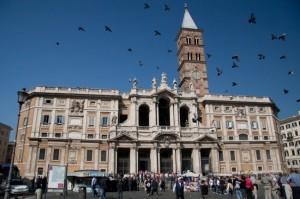 Basílica Papal Santa María la Mayor serturista.com