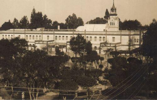 La ciudad de México en el tiempo