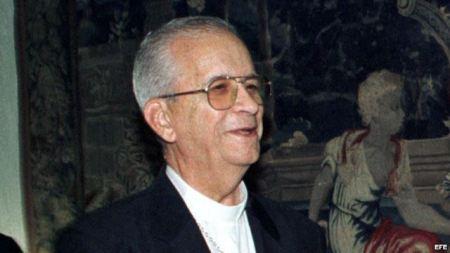 MartíNoticias Adolfo Rodríguez Arzobispo de Camagüey (+)