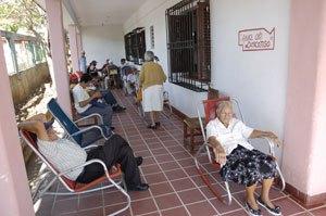 Hogar de Ancianos- Jaronú-