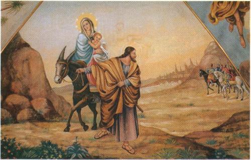 san Mateo (2,13-15.19-23