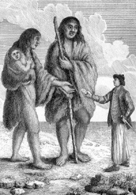 Encuentro Español - Aproximadamente 1768