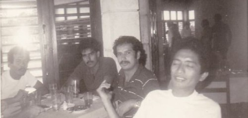 Nicolás Maduro estudiando en La Habana