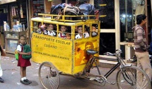 Image result for TRANSPORTE EN CUBA