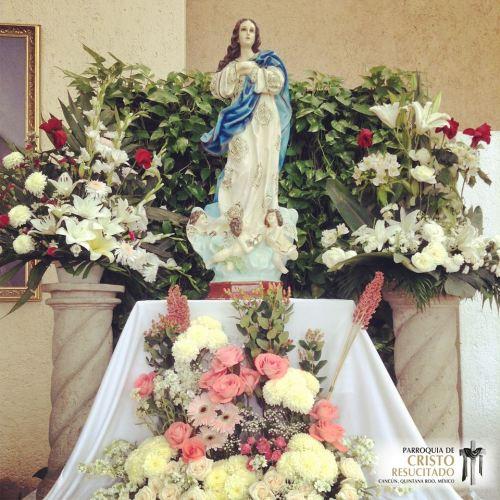 Parroquia de Cristo Resucitado, Cancún