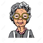 10496215-cartoon-of-an-old-lady-with-glasses-isolated-on-white