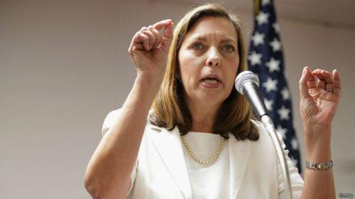 """Josefina Vidal dijo que es un """"contrasentido"""" restablecer relaciones mientras Cuba esté en la lista de países patrocinadores del terrorismo."""