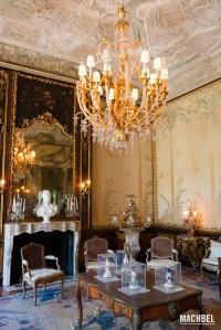 Sala de charlas dentro de Villa Vizcaya