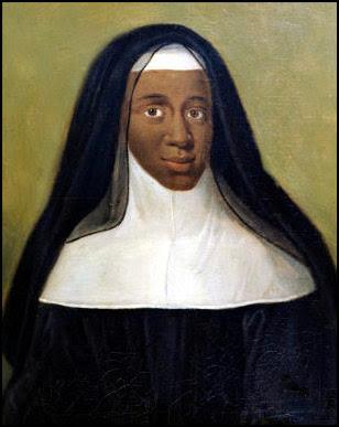 La monja negra de Moret