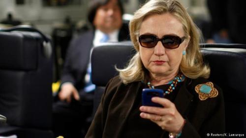 Hillary Clinton entregará su servidor privado de mails a autoridades | El Mundo | DW.COM | 12.08.2015