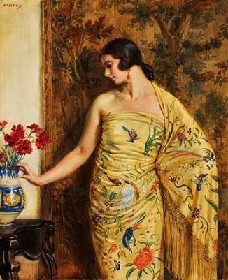 oriental-dress-manton-manila-shawl