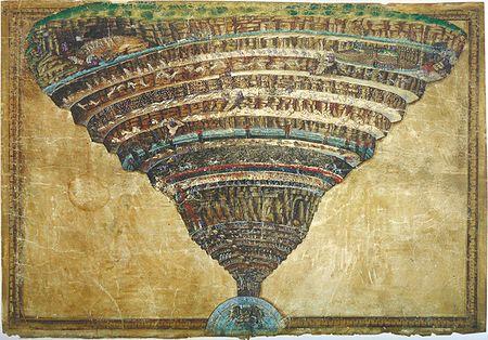 sincitizen.blogspot.com  El infierno de Dante- Botticelli