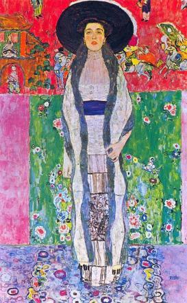 Gustav Klimt - Adele Bloch-Bauer II - BGK6