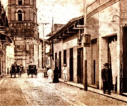 Calle Ignacio Agramonte-Portal cultural Puerto Principe