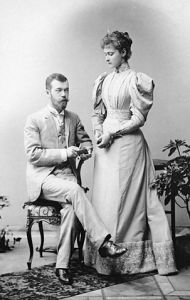 303px-Alix_and_Nicky_formal_in_1894